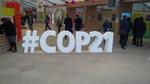 Hashtag COP21